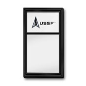 US Space Force: Dry Erase Note Board