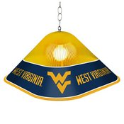 WVU - West Virginia Mountaineers  Game Table Light-Square