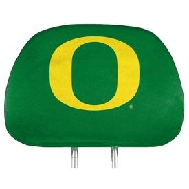 "University of Oregon Printed Headrest Cover 14 x 10 - ""O"" Primary Logo"