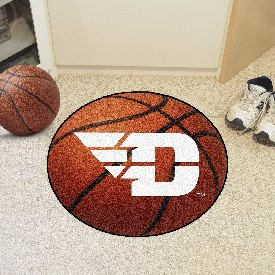 Dayton Basketball Mat 27 diameter