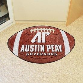 Austin Peay Football Rug 20.5x32.5