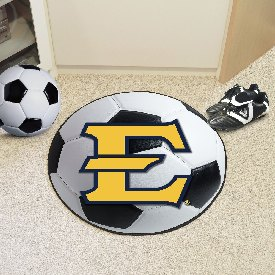 East Tennessee State Soccer Ball