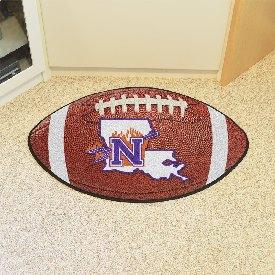 """Alabama State Football Mat 20.5""""x32.5"""""""