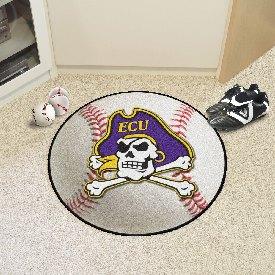 East Carolina Baseball Mat 27 diameter