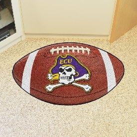 East Carolina Football Rug 20.5x32.5