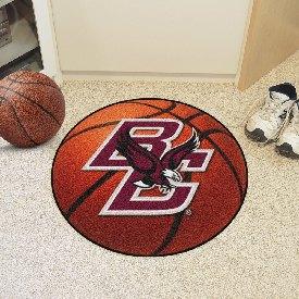 Boston College Basketball Mat 27 diameter