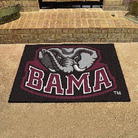 Alabama All-Star Mat 33.75 inch x 42.5inch