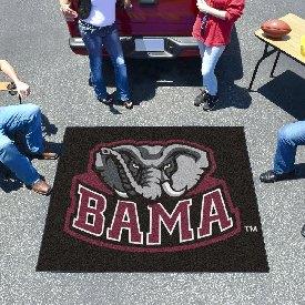 Alabama Tailgater Rug 5' x 6'
