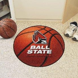 Ball State Basketball Mat 27 diameter