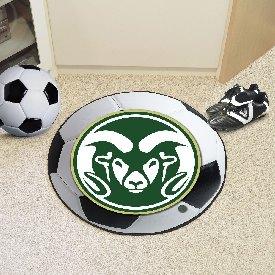 Colorado State Soccer Ball