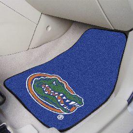 Florida 2-piece Carpeted Car Mats 17x27