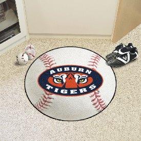 Auburn Baseball Mat 27 diameter