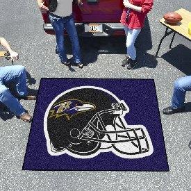 NFL - Baltimore Ravens Tailgater Rug 5'x6'