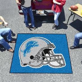 NFL - Detroit Lions Tailgater Rug 5'x6'