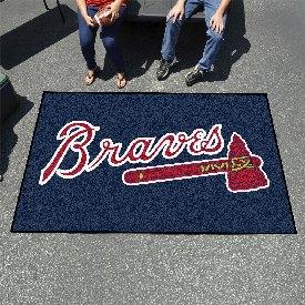 MLB - Atlanta Braves Ulti-Mat 5'x8'