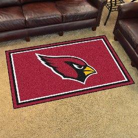 NFL - Arizona Cardinals 4'x6' Rug