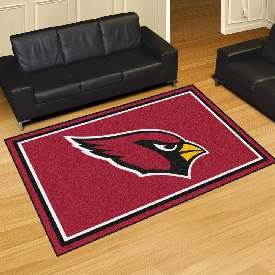 NFL - Arizona Cardinals 5'x8' Rug
