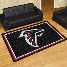 NFL - Atlanta Falcons 5'x8' Rug