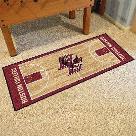 Boston College Basketball Court Runner 30x72