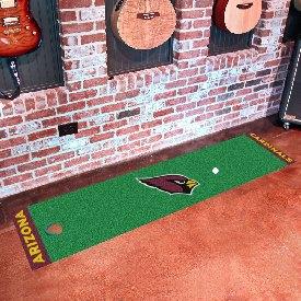 NFL - Arizona Cardinals PuttingNFL - Green Runner