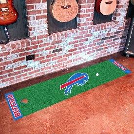 NFL - Buffalo Bills PuttingNFL - Green Runner
