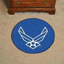 Air Force Round Rug 44 diameter