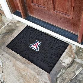 Arizona Wildcats Medallion Door Mat