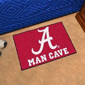 Alabama Man Cave Starter Rug 19x30