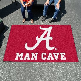 Alabama Man Cave UltiMat Rug 5'x8'