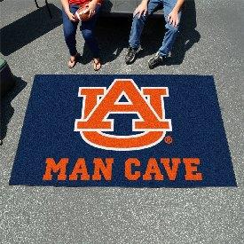 Auburn Man Cave UltiMat Rug 5'x8'
