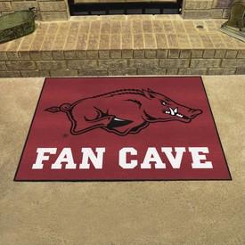 Arkansas Man Cave All-Star Mat 33.75x42.5