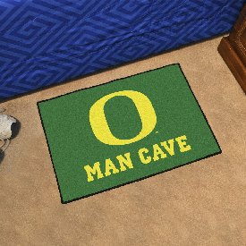 Oregon Man Cave Starter Rug 19x30
