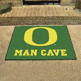 Oregon Man Cave All-Star Mat 33.75x42.5