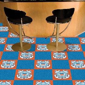 Coast Guard Carpet Tiles 18x18