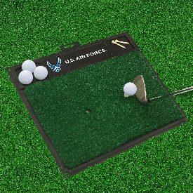 Air Force Golf Hitting Mat 20x17