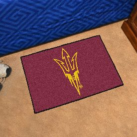 Arizona State Starter Rug 19x30