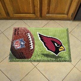 NFL Arizona Cardinals Scraper Mat 19x30