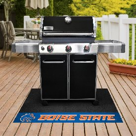 Boise State Grill Mat 26x42
