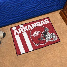 Arkansas Uniform Inspired Starter Rug 19x30