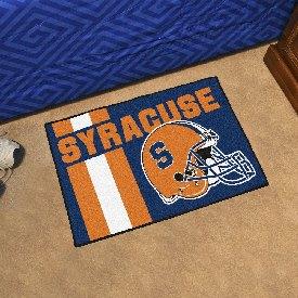 Syracuse Uniform Inspired Starter Rug 19x30