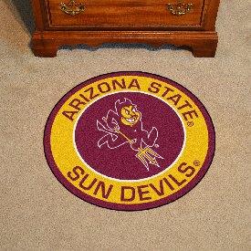 Arizona State Roundel Mat 27 diameter