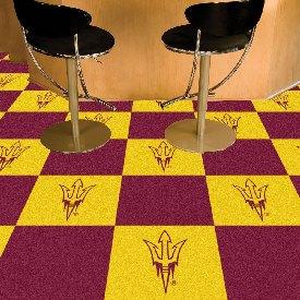 Arizona State 18x18 Carpet Tiles