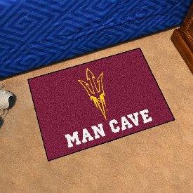 Arizona State Man Cave Starter Rug 19x30