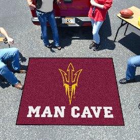 Arizona State Man Cave Tailgater Rug 5'x6'