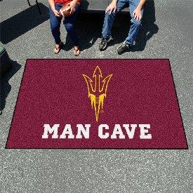 Arizona State Man Cave UltiMat 5'x8' Rug