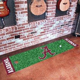 Alabama Putting Green Runner 18x72