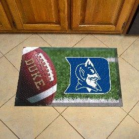 "Duke University Scraper Mat 19""x30"""