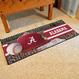 """Alabama Baseball Runner 30""""x72"""""""