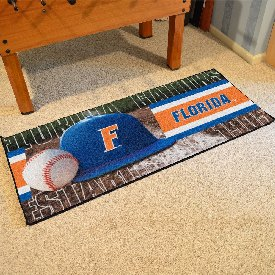 "Florida Baseball Runner 30""x72"""