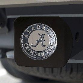 """Alabama Hitch Cover 3.4""""x4"""""""